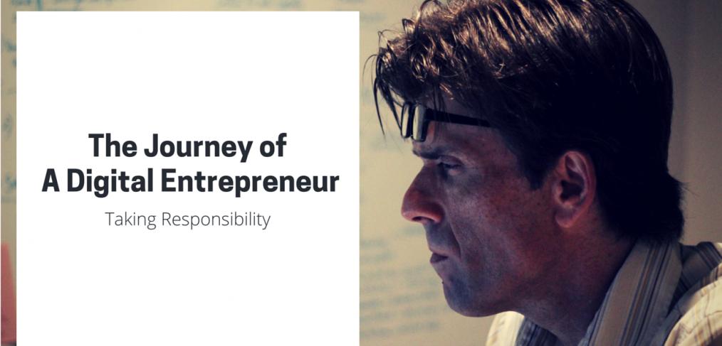 The Journey of A Digital Entrepreneur