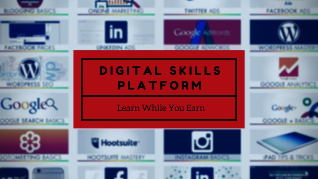 digital skills platform