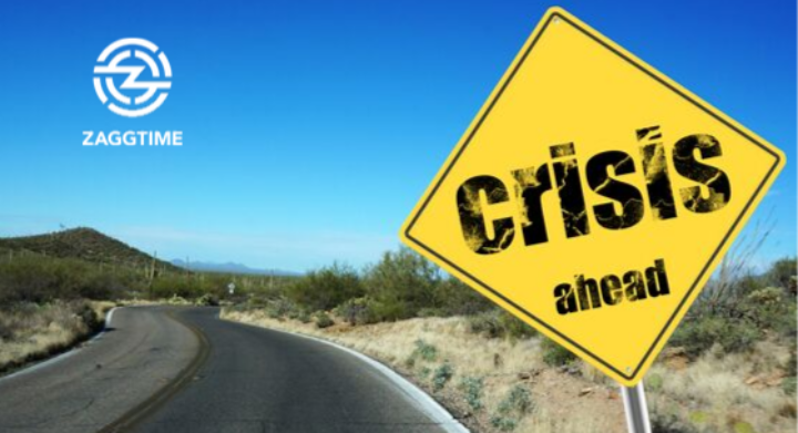 Embrace personal crisis as opportunity in disguise