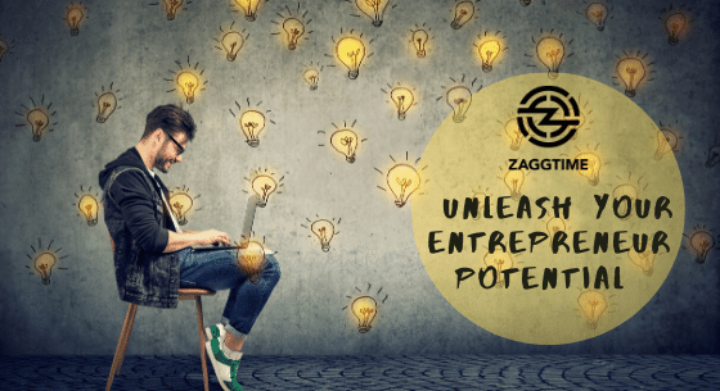 How to unleash your entrepreneurial potential
