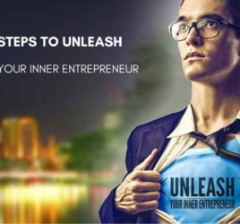 3 steps to unleash your inner entrepreneur