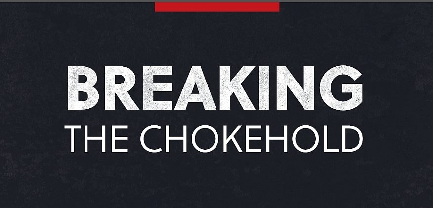 Breaking the chokehold podcast