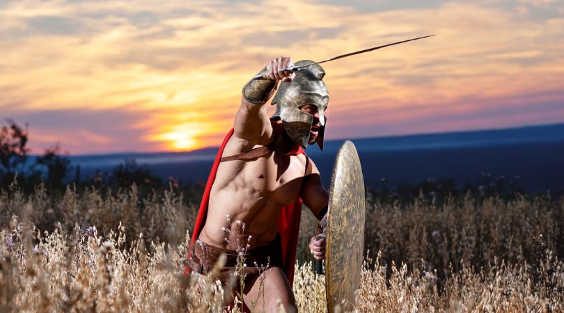 gladiator mindset