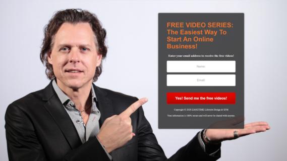 Start an Online Business from scratch