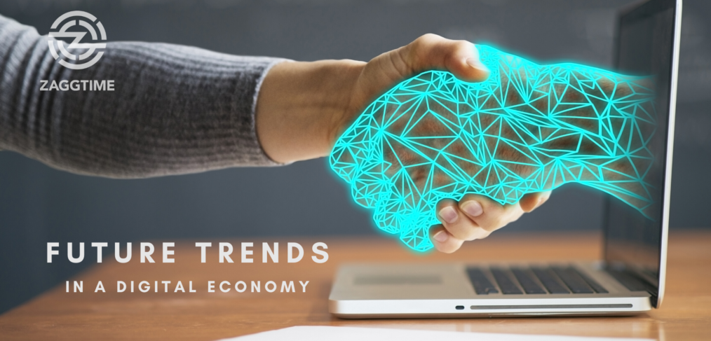 The future trends in a digital economy